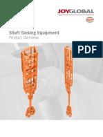 Shaft Sinking Equipment Brochure