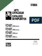 Parts Yamaha Fz16