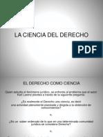 Capítulo 1 La Ciencia Del Derecho (1)