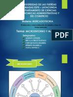 TEMA Micro y Macroentorno de La Producción y Comercialización de Helados a Base de Frutas Naturales