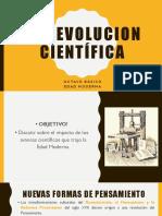 La Revolucion Científica