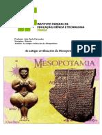 Apostila - Mesopotâmia.pdf