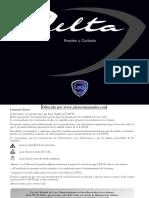 Lancia Delta, Usuario,2008,Es