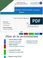 rapport stage Ciment du Maroc