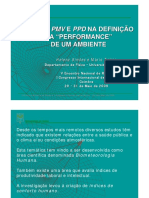 Indices PMV e PPD