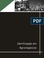 Certificação em Agronégocios