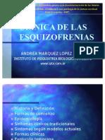 Esquizofrenias Clinica1