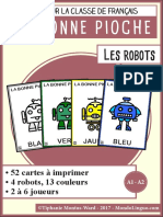 MondoLinguo BonnePioche Robots