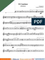 El Canelazo Siguar - Flute