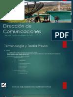 Dirección de Comunicacionesavance