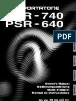 PSR 640