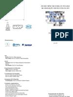Caderno de Resumos  ENCONTRO NACIONAL USP 2018 FILOSOFIA