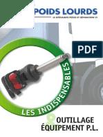 Catalogue Equipement Outillage 2013