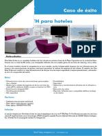 Caso de Exito Fttr Hotel One Ibiza