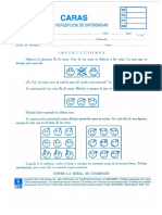 Caras. Hoja de respuestas .pdf
