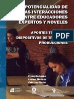 Publicación  Proyecto Noveles