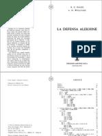 La Defensa Alekine