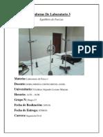 Informe de Laboratorio 3 FISICA