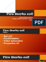 Fire Works CS6