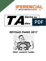 Revisão Pmgo 2