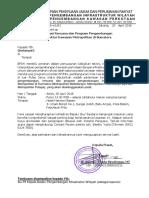 Konsyinyasi Rencana Dan Program Keterpaduan Infratruktur Mertropolitan Di Sumatera Batam 30 April 2018