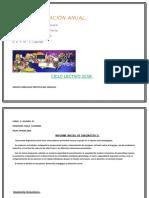 Planificación Anual y Unidad de Diagnóstico 2018