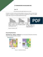 Analisis Hidrologico y Morfometrico de Cuencas