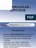 termoregulasi