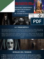 Control Cuentos de TERROR - PPT (2° Medio)