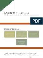 Marco Teorico y Contextual Con Apa