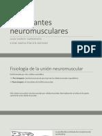 Bloqueantes-neuromusculares