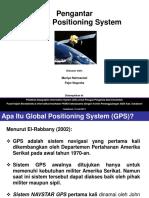Slide 1 Pengantar GPS GIS-KPA 13Juli2017