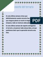 Proyecto Terrario