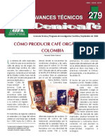 Avance 279 Como Producir Cafe Organico