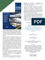 Obras Públicas - Licitação, Contratação, Fiscalização e Utilização - 5ª Edição