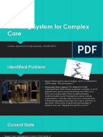 tacking method for complex care