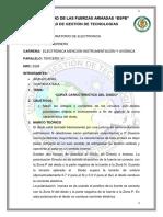 Curva Del Diodo Informe 1