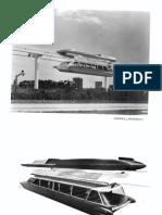 1962 Gmomonorailnoroomonodell Monorail Proposal