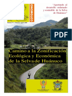 Publicacion ZEE Huanuco