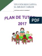 Plan de Tutoría Institucional Iei 328 Ultimo (1)