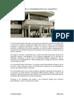 Historia de La Universidad Estatal Amazónica