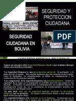 Seguridad Ciudadana en Bolivia - Juntas Vecinales de Bolivia