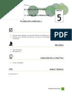 Práctica N°5_Planeación Agregada 2