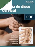 Cirugia de Disco Cervical