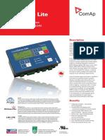InteliDrive Lite Datasheet 2015 01 CPLEIDLN