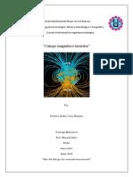 Ejercicios resueltos de Declinación magnética