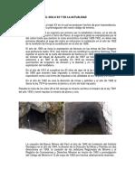 La Minería en El Siglo Xx y en La Actualidad