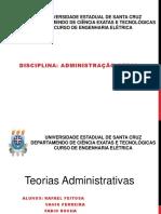 Slides Administração