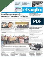 Edición Impresa 26-04-2018