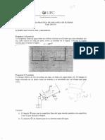 PC1 2011-1 Mecánica de Fluidos (CI11) - A
